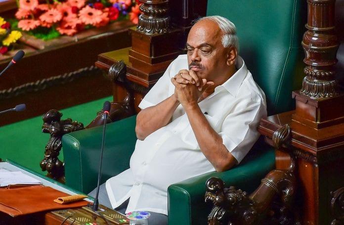 Karnataka Speaker KR Ramesh - The Federal