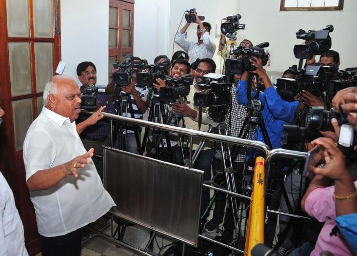 Karnataka, Speaker KR Ramesh - The Federal