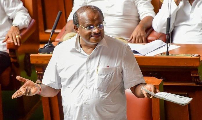 Karnataka crisis vote Kumaraswamy - The Federal