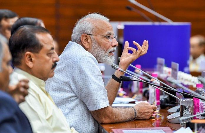 PM Modi, Vijayvargiya, MLA, bat assault, stern message, The Federal, English news website
