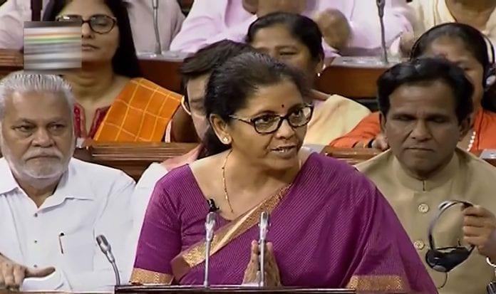 Nirmala Sitharaman - The Federal