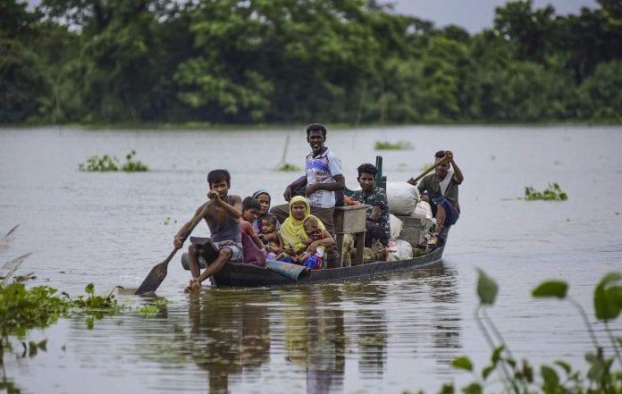 Assam, floods, The Federal, English news website