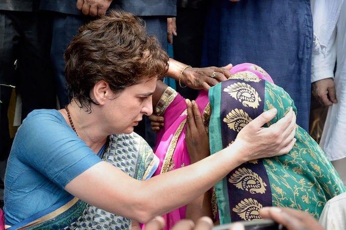 TMC, Trinamool Congress, delegation, tragedy, Priyanka Gandhi, The Federal, English news website, Sonbhadra, Priyanka Gandhi, Congress