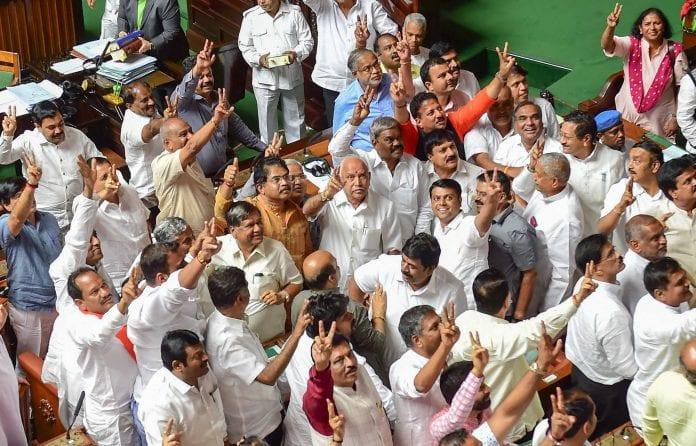 Karnataka, coalition, JD(S), Congress, BJP, Kumaraswamy, Yeddyurappa, The Federal, English news website