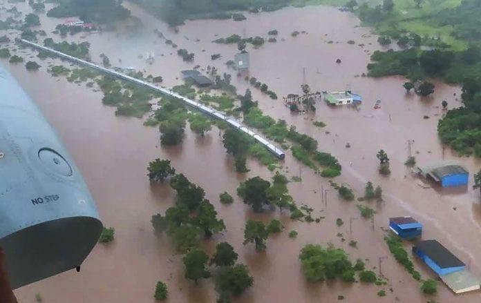 Mumbai, rainfall, NDRF, rescue, flood, The Federal, English news website