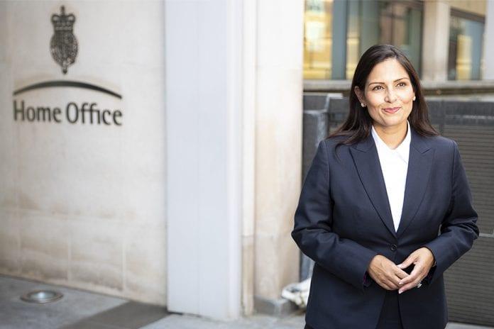 Theresa May, Boris Johnson, Conservatives, UK, The Federal, English news website, Priti Patel