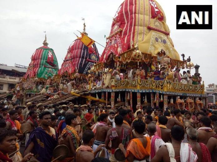 Ratha Yatra, crowd, Lord Jagannath, Bahuda Yatra, Puri, The Federal, English news website