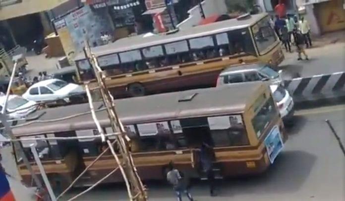 Chennai students clash - The Federal