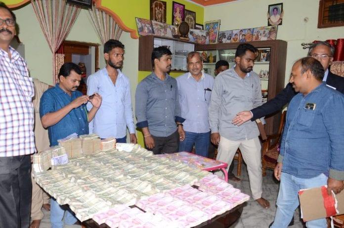 Telangana Tehsildar Cash Gold Seized The Federal