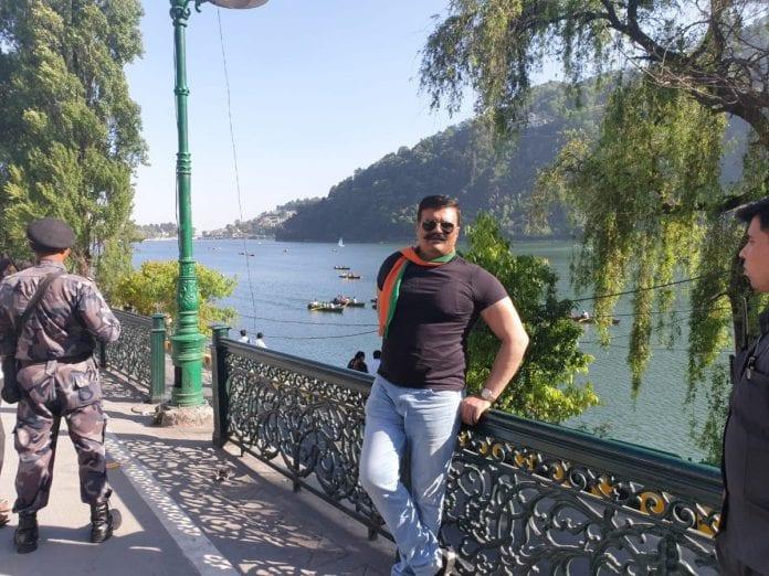 Pranav Singh Champion, Uttarakhand, BJP, guns, six years, social media, viral, video, journalist, The Federal, English news website