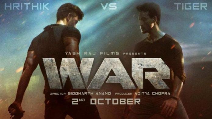War teaser Hrithik Tiger - The Federal
