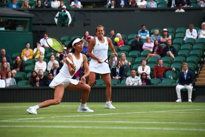 Barbora Strycova, Czech, Taiwan, Hsieh Su-Wei, Wimbledon, Tennis, ATP, Serena Williams, english news website, The Federal