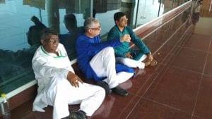 TMC, Trinamool Congress, delegation, tragedy, Priyanka Gandhi, The Federal, English news website, Sonbhadra
