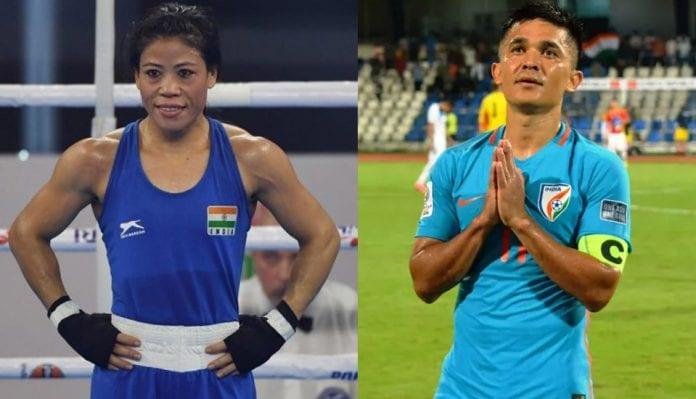 Sunil Chhetri, Mary Kom, boxing, football, The Federal, English news website