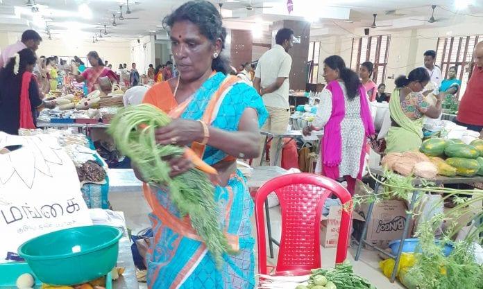 Organic vegetables, women, Tamil Nadu - The Federal news