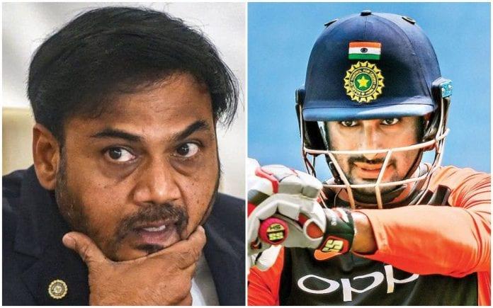 Ambati Rayudu, MSK Prasad, India, BCCI, ICC World Cup 2019, CWC2019, India tour of West Indies, english news website, The Federal