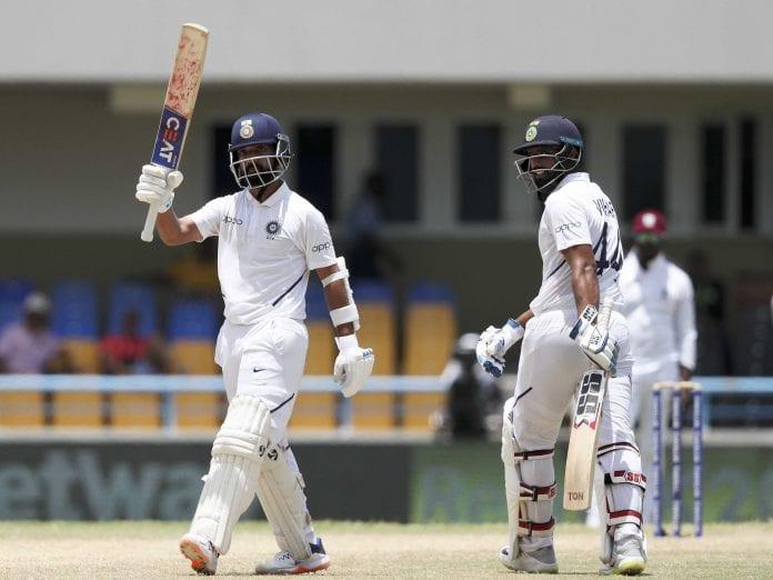 India, West Indies, first test, India tour of West Indies, Jasprit Bumrah, Ajinkya Rahane, Hanuma Vihari, Virat Kohli, Kemar Roach
