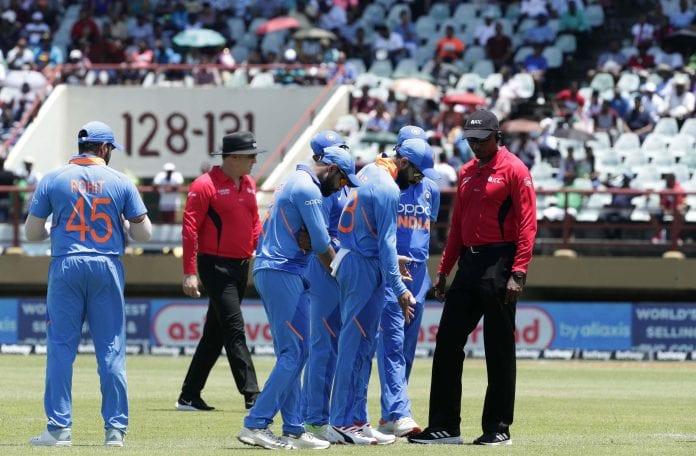 India, West Indies, India tour of West Indies, 1st ODI, rain, Cricket, T20 International, Mohammed Shami, Bhuvneshwar Kumar, Chris Gayle, Evin Lewis, Shai Hope, english news website, The Federal
