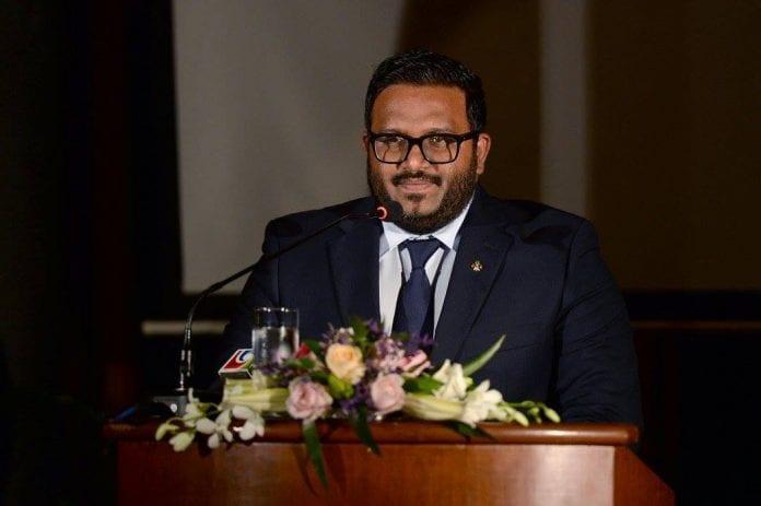 Ahmed Adeeb, Maldives, Tuticorin port, former vice president, The Federal, English news website