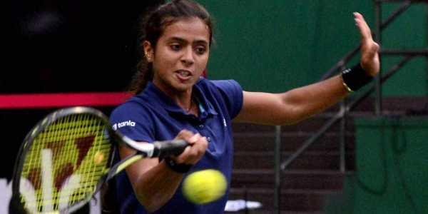 Ankita Raina, US Open, Tennis, The Federal, English news website