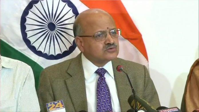 Jammu and Kashmir Chief Secretary BVR Subrahmanyam - The Federal