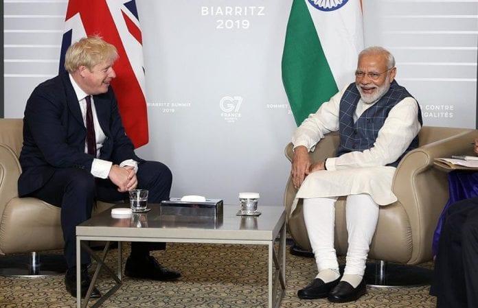 PM Modi, G-7 summit, India-UK, defence, trade, innovation, India-Pakistan, bilateral ties