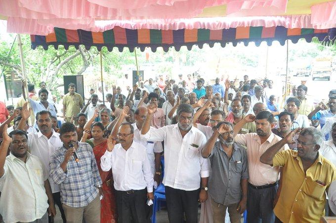CPI CPM Tamil Nadu Protest Kashmir special status - The Federal