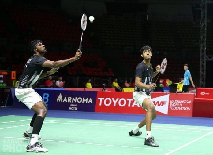 Satwiksairaj Rankireddy, Chirag Shetty, Thailand Open, India, Badminton, BWF Super 500 tournament, Ko Sung Hyun, Shin Baek Cheol, english news website, The Federal