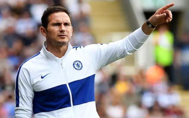 Frank Lampard, Stamford Bridge, Chelsea, Callum Hudson-Odoi, Ross Barkley, Maurizio Sarri, Arsenal, Juventus, Football, english news website, The Federal