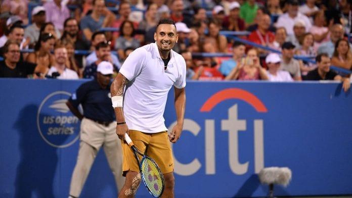 Nick Kyrgios, Stefanos Tsitsipas, ATP Washington Open final, Australia, Rome, Tennis, english news website, The Federal