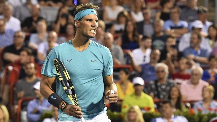 ATP, Montreal Masters, Rafael Nadal, Fabio Fognini, Tennis, Dominic Thiem, Alexander Zverev, english news website, The Federal