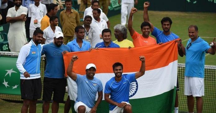 Davis Cup, India, Pakistan, Sports Minister, Kiren Rijiju, Tennis, All India Tennis Association, english news website, The Federal