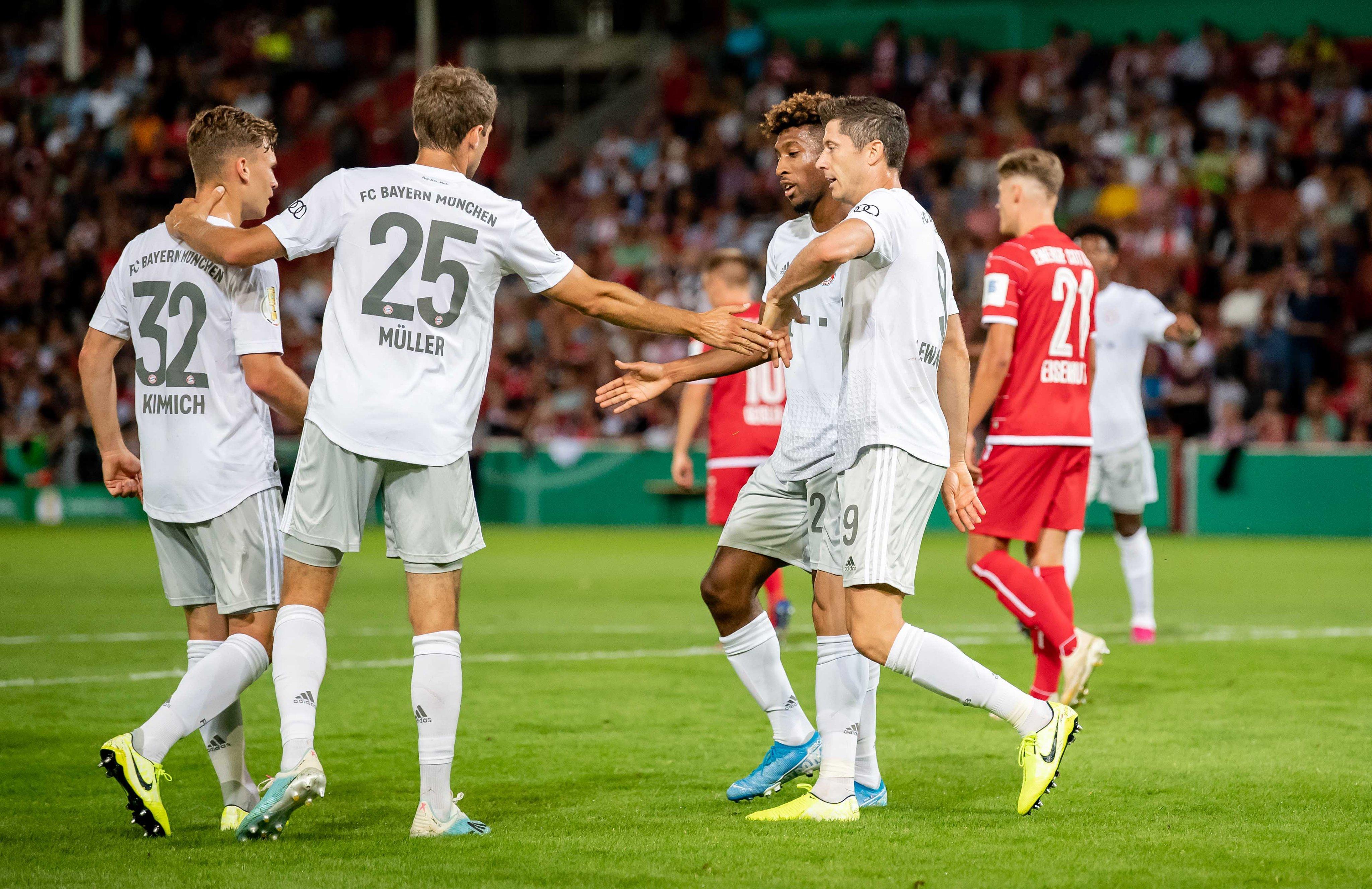 Bayern Cottbus