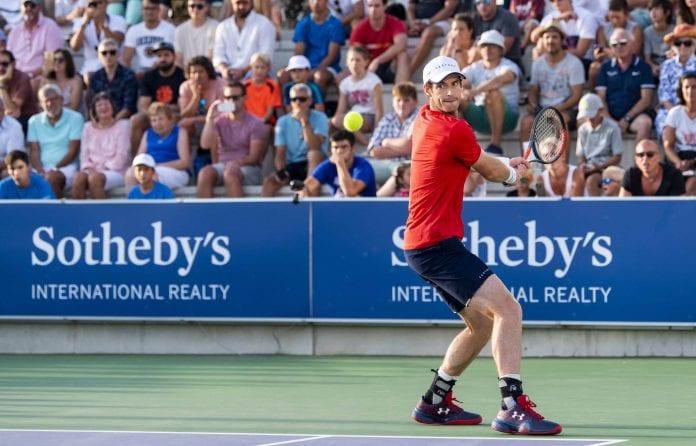 Andy Murray, French Teen, US Open, Singles Comeback, Imran Sibille, Grand Slam, Cincinnati Masters, ATP