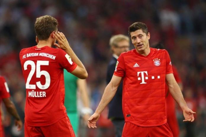 Bayern Munich, Bundesliga, Football, Robert Lewandowski, Hertha Berlin, German Supercup, Marko Grujic, english news website, The Federal