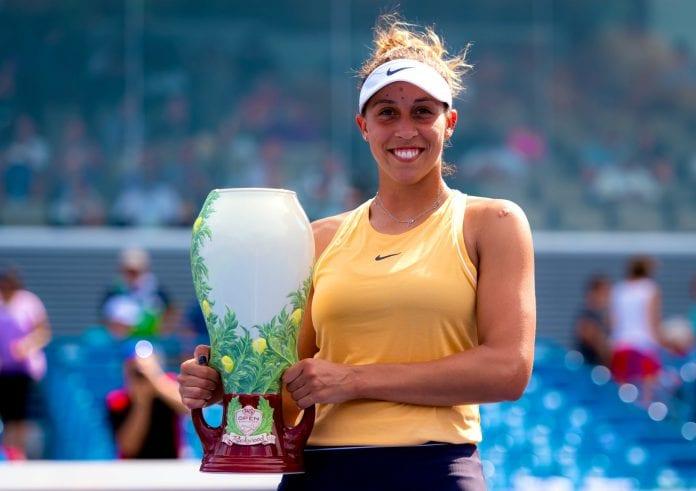 Madison Keys, WTA, Cincinnati title, Ahseligh Barty, Svetlana Kuznetsova, Tennis, Grand Slam champion, US Open, Wimbledon, english news website, The Federal