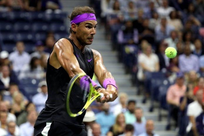 Rafael Nadal, John Millman, Dominic Thiem, Stefanos Tsitsipas, Karen Khachanov, Roberto Bautista Agut, US Open, Grand Slam