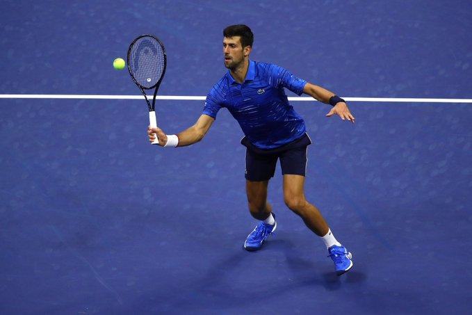 Novak Djokovic, Roger Federer, US Open, Grand Slam, Tennis