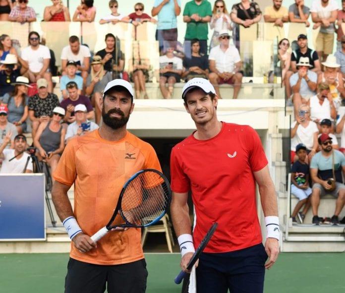 Andy Murray, Mallorca Challenger, Tennis, hip-surgery, Cincinnati Masters, ATP, Matteo Viola