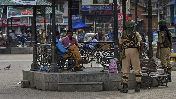 Jammu and Kashmir, Article 370