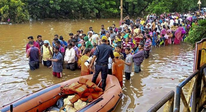 Maharashtra Sangli Floods - The Federal