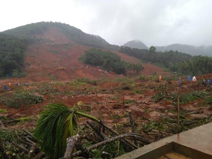 Kerala floods Malappuram Kavalappara landslide - The Federal