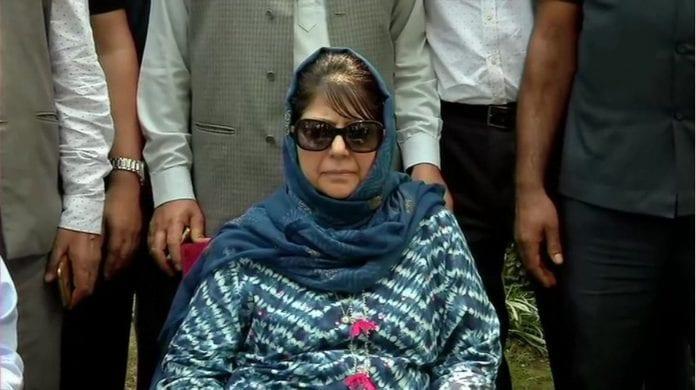 Mehbooba Mufti Kashmir situation Amarnath - The Federal