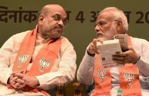 Narendra Modi Amit Shah - The Federal