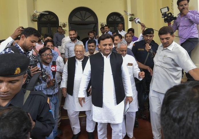 Akhilesh Yadav Samajwadi Party - The Federal