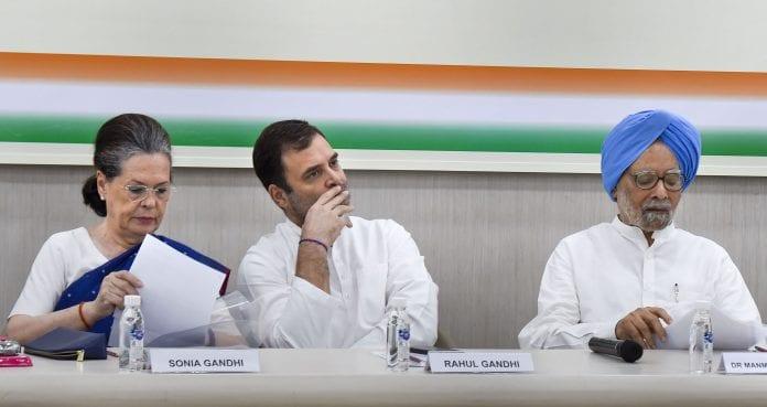 Congress, CWC, Rahul Gandhi, resignation, party president, Sonia Gandhi, Priyanka Gandhi Vadra, five groups, The Federal, English news website