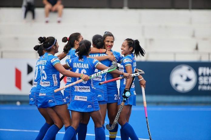 Indian team, women's hockey, Olympic test event, 2020 Tokyo, Grace Stewart, Vandana Katariya, Gurjit Kaur, Kaitlin Nobbs, hockey, english news website, The Federal