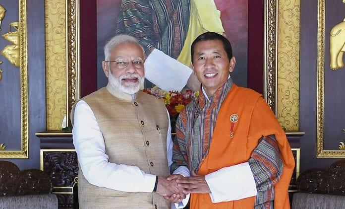 Prime Minister Modi, Narendra Modi, Lotay Tshering, Bhutan, Paro, Thimpu, The Federal, English news website