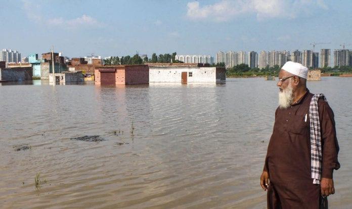 Yamuna, danger mark, warning level, flood, rain, The Federal, English news website