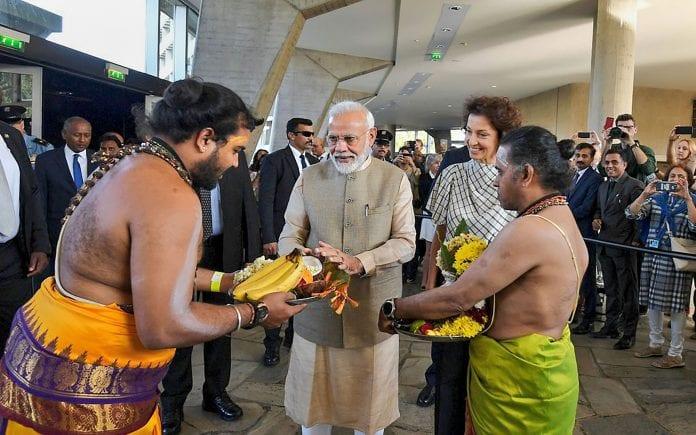 Narendra Modi, UNESCO, France, new India, The Federal, English news website